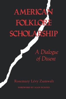 American Folklore Scholarship (Folkloristics) Cover Image