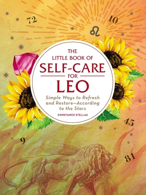 Cover for The Little Book of Self-Care for Leo