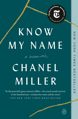 Know My Name: A Memoir cover