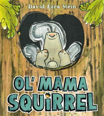 Ol' Mama Squirrel Cover