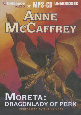 Moreta: Dragonlady of Pern Cover Image