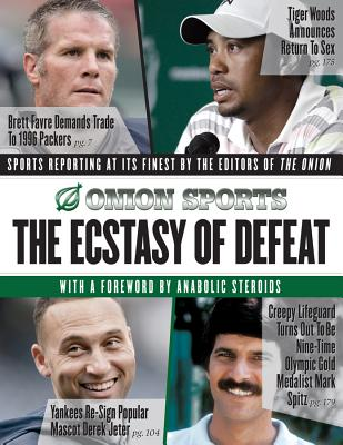 The Ecstasy of Defeat Cover