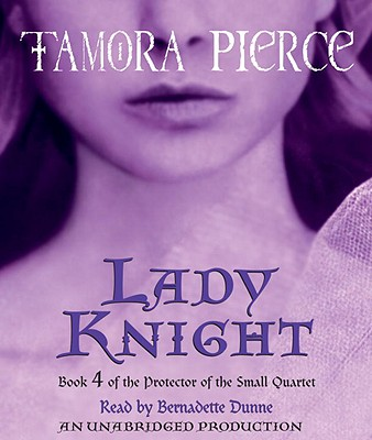 Lady Knight Cover