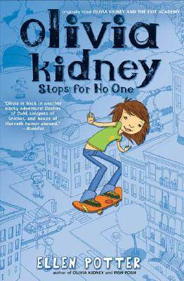 Olivia Kidney Stops for No One Cover Image