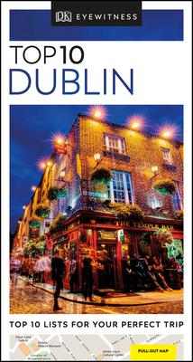 DK Eyewitness Top 10 Dublin (Pocket Travel Guide) Cover Image