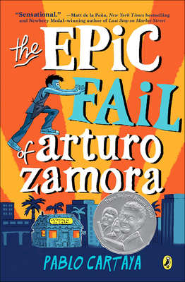 Epic Fail of Arturo Zamora Cover Image