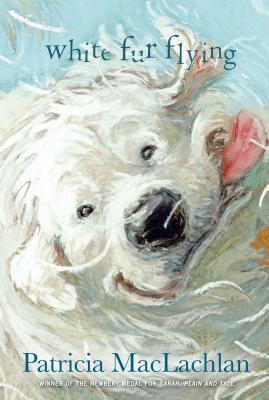 White Fur Flying Cover Image