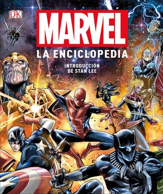 Marvel La Enciclopedia (Marvel Encyclopedia) Cover Image