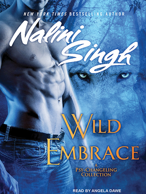 Cover for Wild Embrace