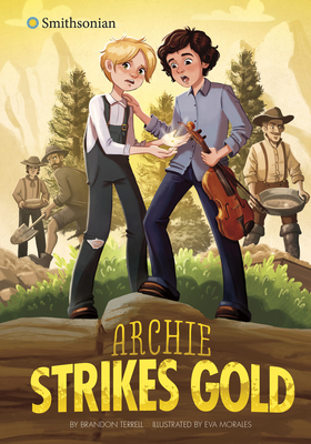 Archie Strikes Gold Cover Image