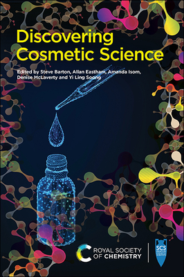 Discovering Cosmetic Science Cover Image