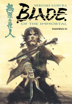 Blade of the Immortal Omnibus Volume 3 Cover Image