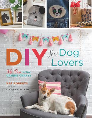 Cover for DIY for Dog Lovers