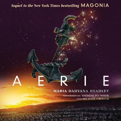 Aerie Lib/E (Magonia #2) Cover Image