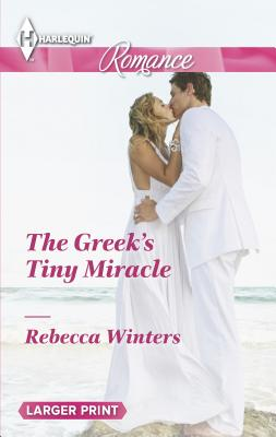 The Greek's Tiny Miracle Cover