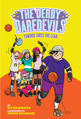Tomoko Takes the Lead (The Derby Daredevils Book #3) Cover Image