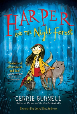 Harper and the Night Forest Cover Image