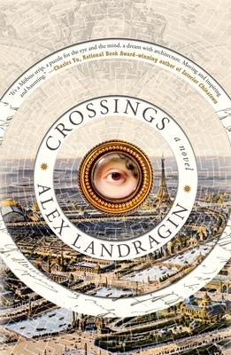 cover of Crossings by Alex Landragin.