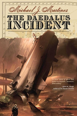 The Daedalus Incident Cover