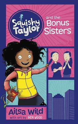Squishy Taylor and the Bonus Sisters Cover Image
