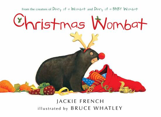 Christmas Wombat Cover