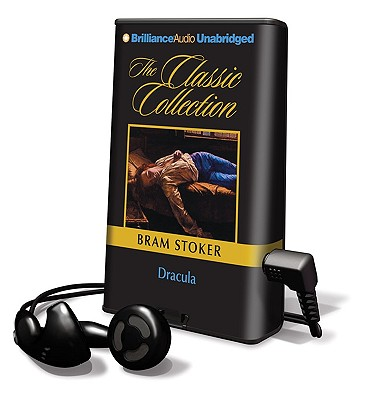 Dracula [With Earbuds] (Playaway Adult Fiction) Cover Image