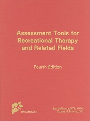 Assessment Tools for Recreational Therapy and Related Fields Cover Image