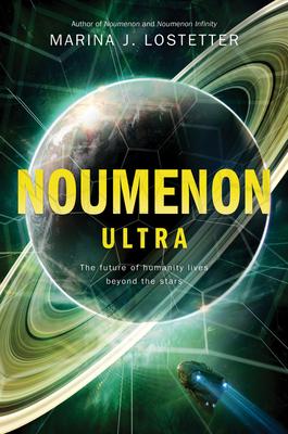 Noumenon Ultra: A Novel Cover Image
