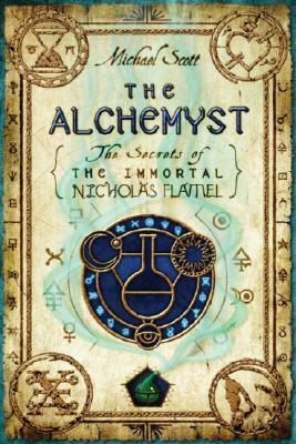 Cover for The Alchemyst