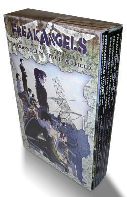 Freakangels Cover
