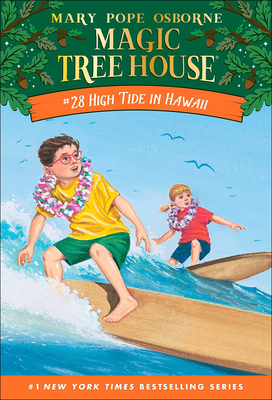 High Tide in Hawaii (Magic Tree House #28) Cover Image