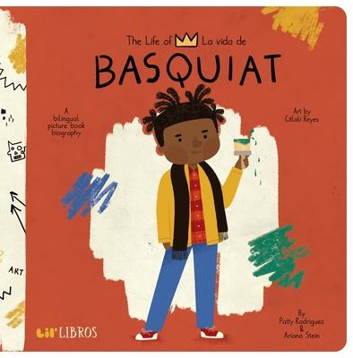 The Life Of/La Vida de Jean-Michel Basquiat Cover Image