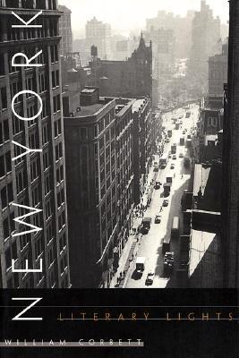 New York Literary Lights: William Corbett Cover Image
