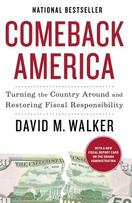 Comeback America Cover
