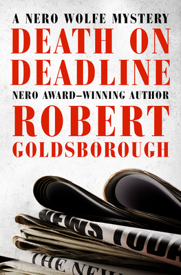 Death on Deadline (Nero Wolfe Mysteries #2) Cover Image