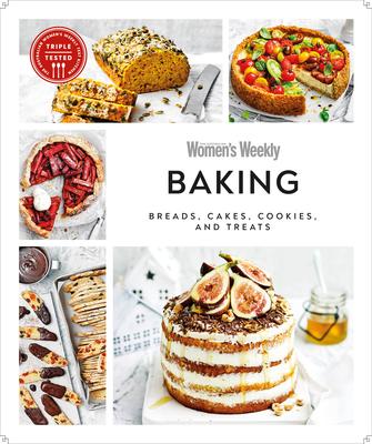 Cover for Australian Women's Weekly Baking