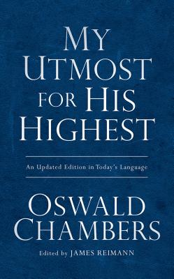 My Utmost for His Highest Cover Image