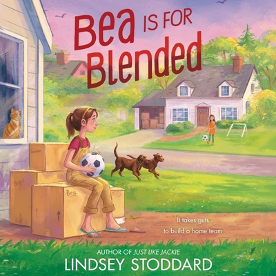Bea Is for Blended Lib/E Cover Image