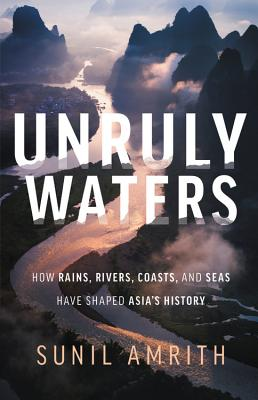 Cover for Unruly Waters