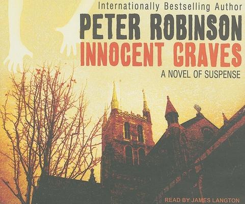 Innocent Graves (Inspector Banks Novels #8) Cover Image