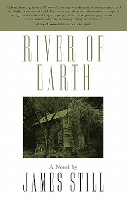 Cover for River of Earth