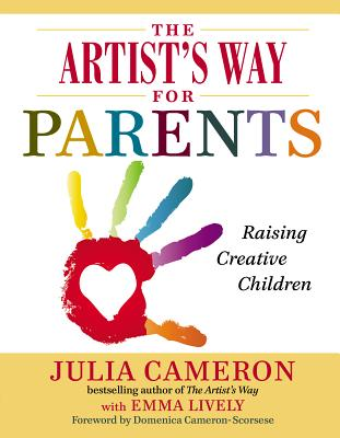 Cover for The Artist's Way for Parents