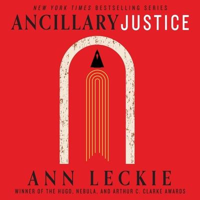 Ancillary Justice Lib/E Cover Image
