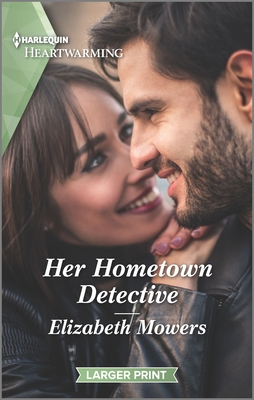 Her Hometown Detective: A Clean Romance Cover Image