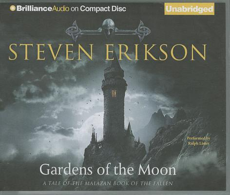 Gardens Of The Moon Malazan Book Of The Fallen Audio 1 Compact Disc The Elliott Bay