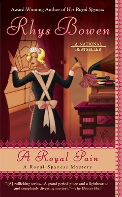 A Royal Pain (A Royal Spyness Mystery #2) Cover Image
