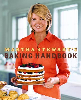 Martha Stewart's Baking Handbook Cover