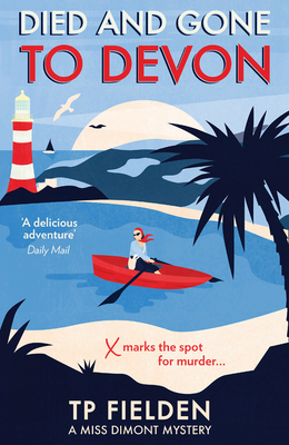 Died and Gone to Devon (a Miss Dimont Mystery, Book 4) Cover Image