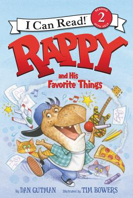 Rappy and His Favorite Things (I Can Read Level 2) Cover Image