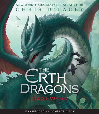 Dark Wyng (The Erth Dragons #2) Cover Image